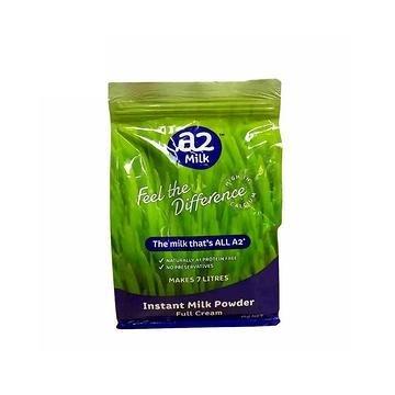 a2 Instant Milk Powder Full Cream 1 kg (Australia Import)