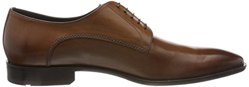Brown Carmons Stringate BOSS Marrone Uomo Medium Scarpe Business Oxford 48xwqO5