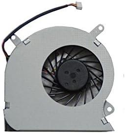 Portátil ventilador de refrigeración de la CPU para MSI GE60 MS ...