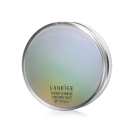 Laneige, agua Supremo acabado Pacto SPF25/Pa + + + # 1 luz Beige