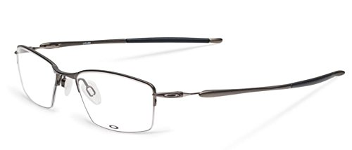 Oakley Liazrd OX5113-0254 Eyeglasses Pewter - Titanium Glasses Oakley