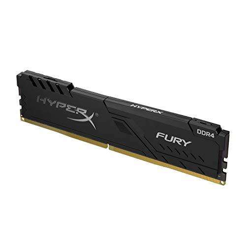 HyperX Fury HX426C16FB3/8 DIMM DDR4 8 GB 2666 MHz CL16 1R x 8 Negro