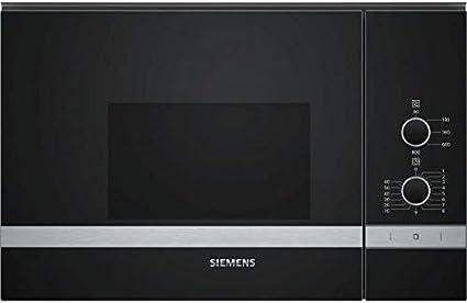 Siemens 2500047133 microondas integrable, negro