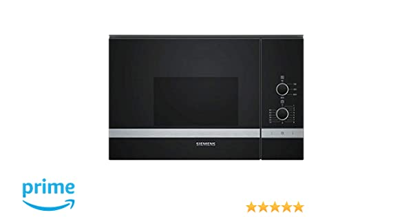 Siemens 2500047133 microondas integrable, negro: 178.79: Amazon.es ...