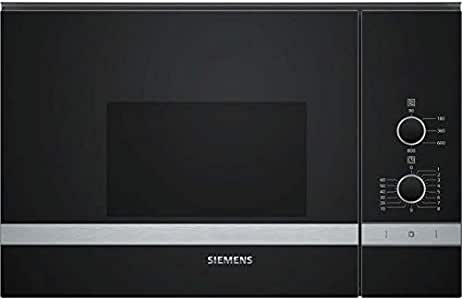 Siemens 2500047133 microondas integrable, negro: 178.79: Amazon.es ...