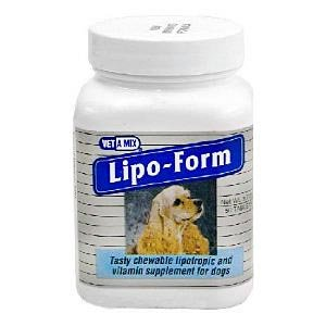 LipoForm (50 Tablets)