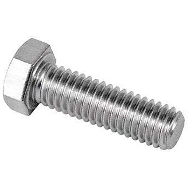 "100 pack Stainless Steel UNC Hex Nuts  3//8/""-16"