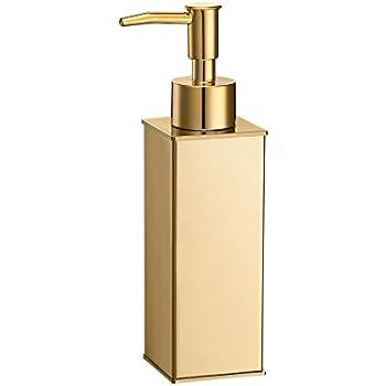 Bloomingville Gold Metal Soap Dispenser