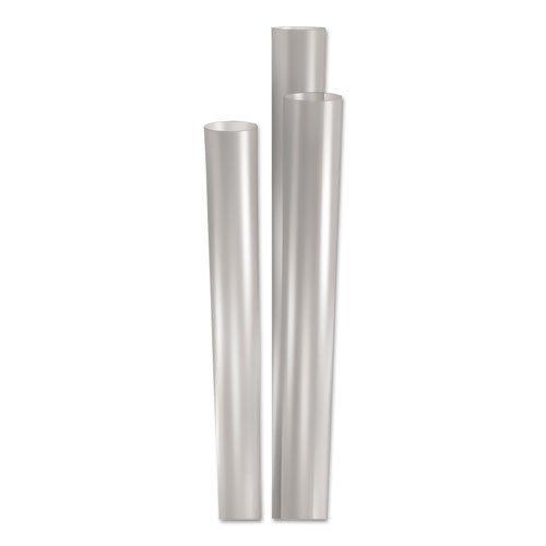 GEN2051T Wrapped Jumbo Straws, 10 1/4