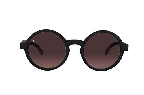 GHNDY Italy Made Unisex Polarized Round Oval Sunglasses (Hendrix, - Hendrix Sunglasses