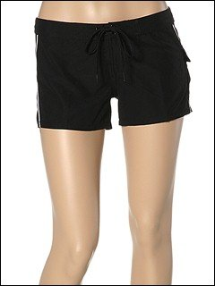 O'Neill Bali Black Junior's Board Shorts (9)