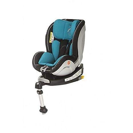 Casualplay Volta Fix, Silla de coche grupo 0+/1 Isofix, azul/negro: Amazon.es: Bebé