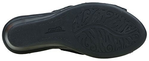 Wedge Womens Origins Womens Danae Danae Sandal Wedge Earth Sandal Black Origins Earth 0pqAzS4