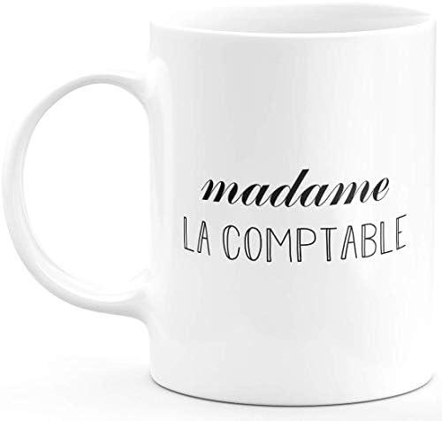 Mug Madame la Comptable – Cade…