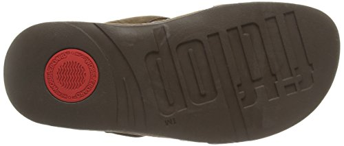 Robe Goodstock Fitflop Femme Sandale Chocolat