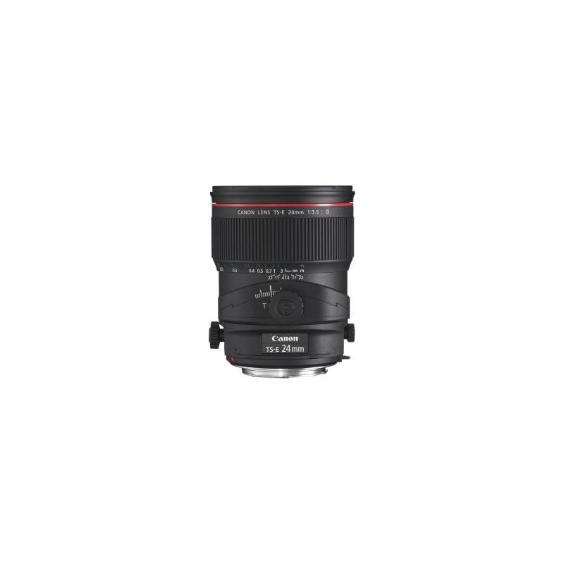 Canon TS-E 24mm f/3.5L II Ultra Wide Til