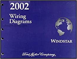 2002 ford windstar wiring diagram manual original: ford: amazon com: books