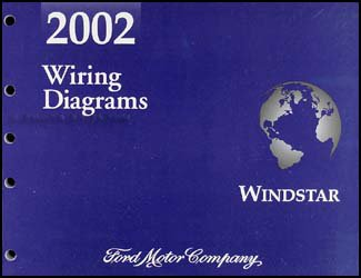 ford windstar 2002 - 2