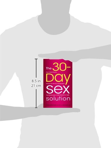 1b04aec03 The 30-Day Sex Solution: How to Build Intimacy, Enhance your Sex Life, and  Strengthen Your Relationship on One Month's Time: Victoria Zdrok Wilson: ...