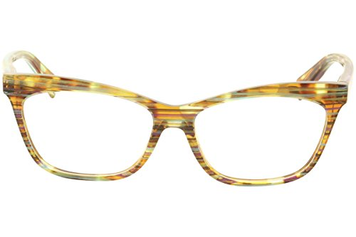 Mikli Vista E012 Eyeglasses Da Havana New Donna 0a03059 Alain Occhiale Sehbrille wdU4Owq