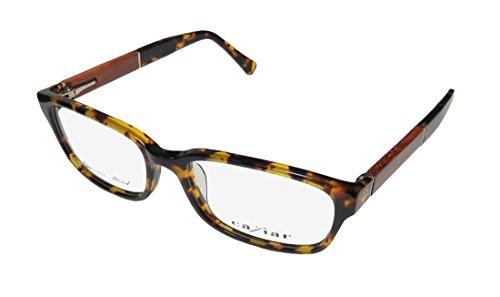 Caviar Eyeglasses CR 1593 TORTOISE C16 M1593 - Sunglasses Caviar