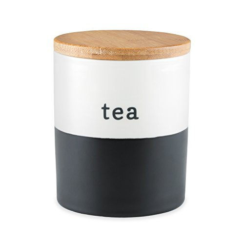 Chalkboard Dipped Loose Leaf Tea Storage by Pinky Up (Loose Leaf Tea Storage Containers compare prices)