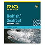 #2: Rio Redfish/Seatrout Leader 9ft, 3 Pack