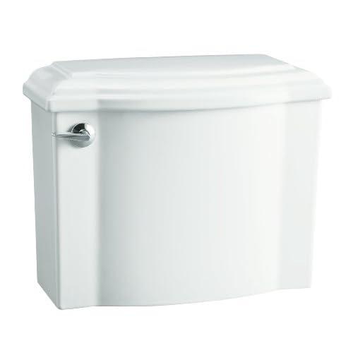 80%OFF KOHLER K-4708-0 Devonshire Toilet Tank, White