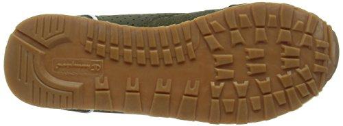 j Uomo Ripstop C Gs526 Cut Basse Ginnastica Scarpe Champion Shoe Military da Low Verde Green wXqIxtHFv