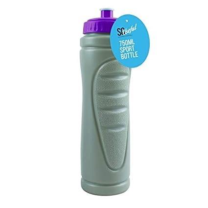 7f37314b67e7 Amazon.com: The Home Fusion Company Large Easy Grip Sports Drinking ...