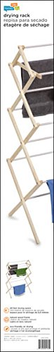Honey-Can-Do DRY-01174 Indoor Clothes Drying Rack, Wood by Honey-Can-Do (Image #4)