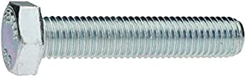 Pure Copper 36X300/ Pack of 5/ Quality: Premium Aparoli SJA 66106/ QP DIN 931/ Hexagonal Screws with Shaft 8.8/