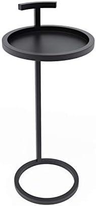 DAR Caden Side Table, Black
