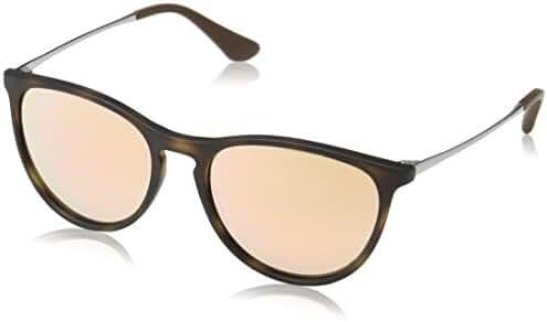 Ray-Ban Junior Women's 0RJ9060S Round Sunglasses