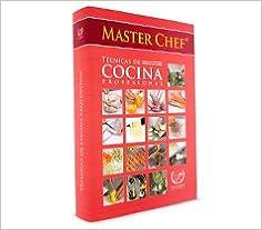 Amazon.com: Master Chef Técnicas de Cocina Profesional ...