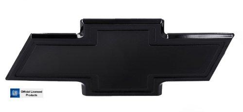 AMI 96022K Chevy 08-12 Malibu Front Bowtie Grille Emblem with Border- Black Powdercoat