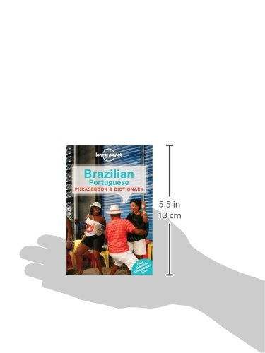 Lonely Planet Brazilian Portuguese Phrasebook & Dictionary (Lonely Planet Phrasebook and Dictionary)