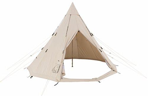 Nordisk Alfheim 19.6 m² 3-8 pers. Tent Technical Cotton ...
