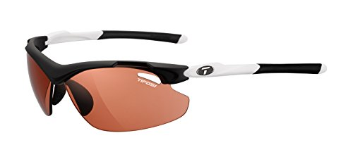 Tifosi Tyrant 2.0 1120306430 Dual Lens Sunglasses,Black/White,68 - Bottomless Frames Glasses