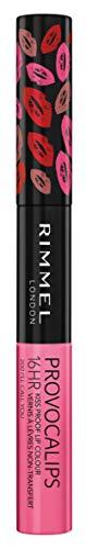 Rimmel Provocalips 16hr Kissproof Lipstick, I'll Call You, 0.14 Fluid Ounce (Bomb Lip Natural Plum)