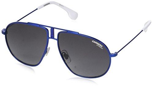 Sunglasses Carrera Carrerino 21 /S 0RCT Matte Blue / 9O dark gray gradient lens - Kids - Carrera Sunglasses Kids