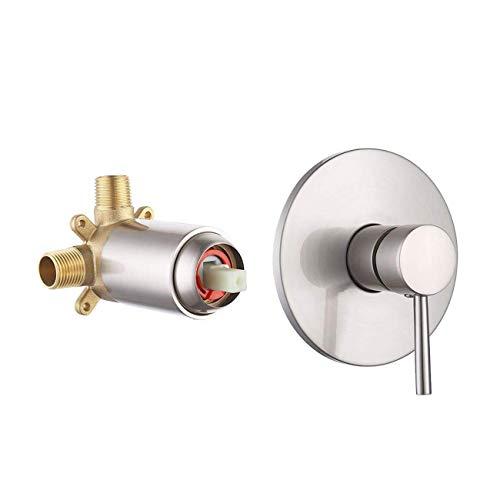 single handle faucet valve - 5