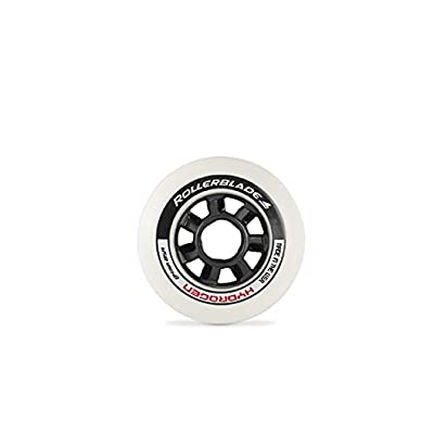 Rollerblade Hydrogen 84mm 85A Wheels Black 84 mm & Headband Bundle : Sports & Outdoors