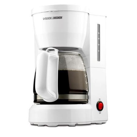 Black & Decker 5-Cup Coffee Maker (Black Decker 5 Cup Coffee Maker compare prices)