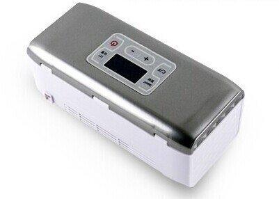 JIAWANSHUN JYK-X1 Portable Insulin Refrigerator Box Cooler box Drug Reefer small fridge inner size 175x60x25MM