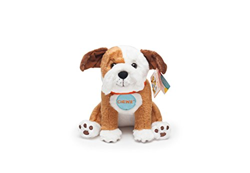 Chewie The English Bulldog Plush Toy  From The Award Winning Oliver   Hope Storybook Adventures