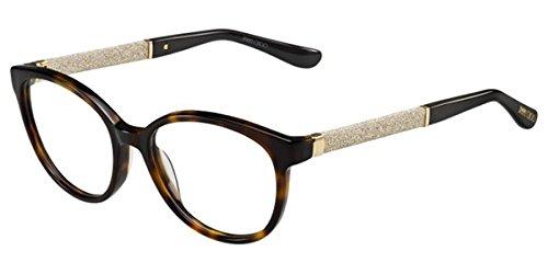 SAFILO Eyeglasses JIMMY CHOO 118 0VVB Blue