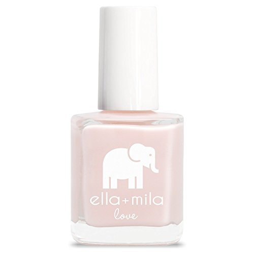 ella+mila Nail Polish, Love Collection - Tutu Cute