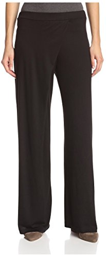 James & Erin Women's Wide Leg Pull-On Pant