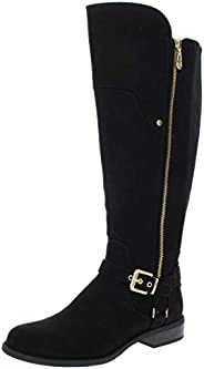 G By Guess Womens Harson6 Fabric Closed Toe Knee High Fashion Boots